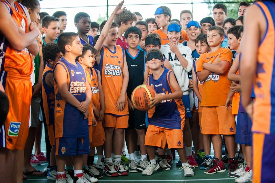 Campus del Valencia Basket