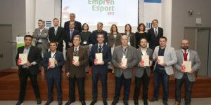 GANADORES PREMIOS EMPREN SPORTS 2017