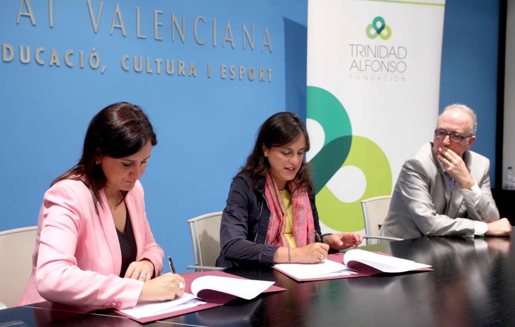 Cultura y la Fundación Trinidad Alfonso colaboran para ejecutar el programa FER Play