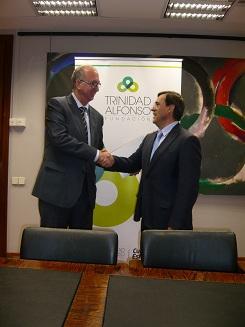 La Fundación Trinidad Alfonso y el Comité Paralímpico Español se alían para el fomento del deporte paralímpico valenciano