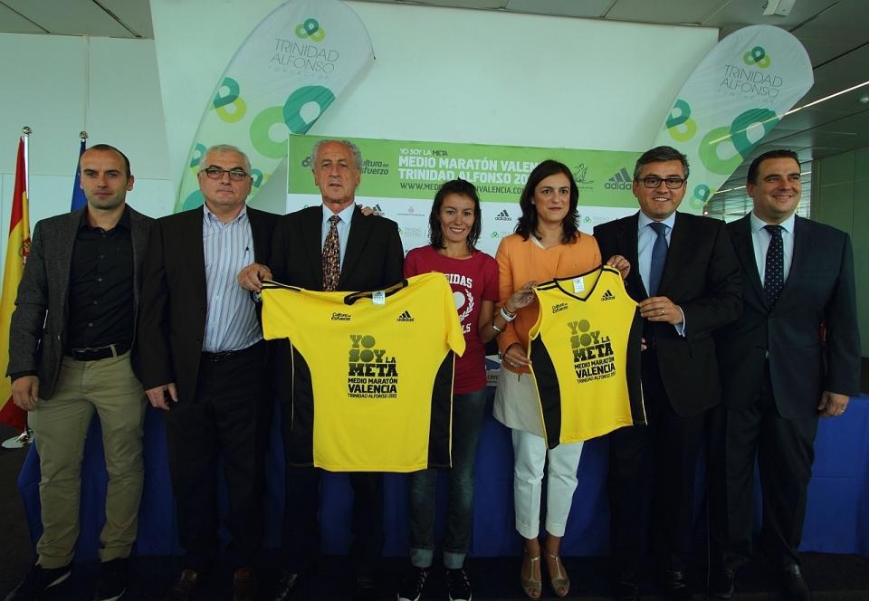 El Medio Maratón Valencia Trinidad Alfonso también se disputará en las redes sociales