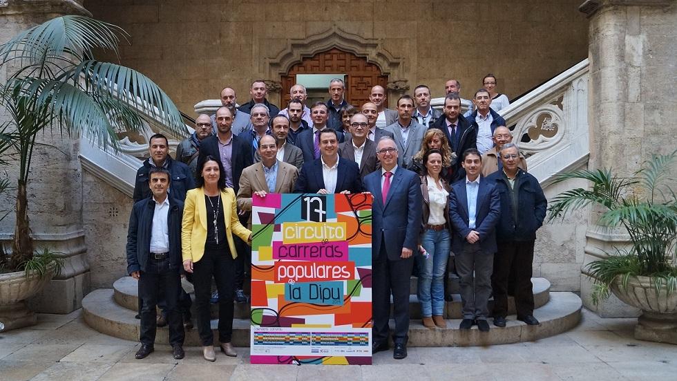 La Fundación Trinidad Alfonso dará el Premio Cultura del Esfuerzo en el Circuito de Carreras de la Diputación