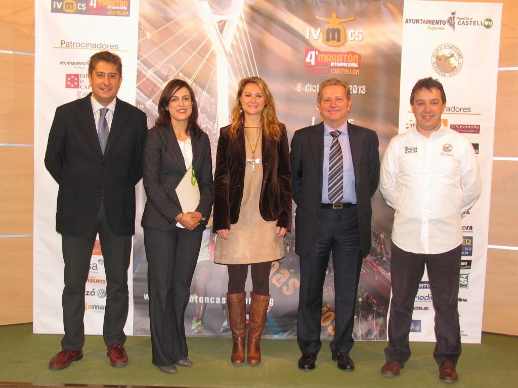 La Fundación Trinidad Alfonso apoya el Maratón de Castellón para fomentar los valores de esfuerzo y superación
