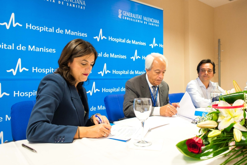 Acuerdo Hospital Manises