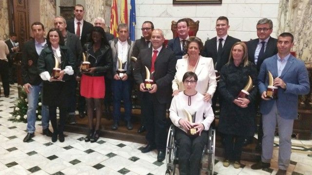 Foto Premio mérito Deportivo