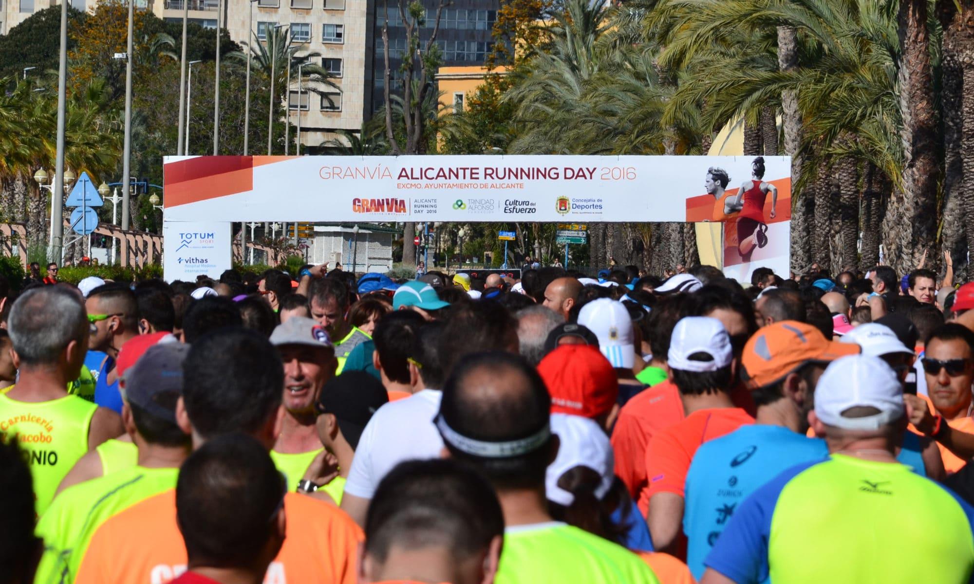 La Fundación Trinidad Alfonso Renueva Su Alianza Con El Medio Maratón De Alicante Fundación Trinidad Alfonso