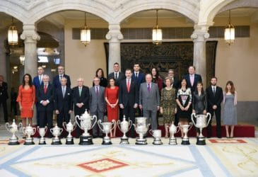 Foto grupo premiado Copa Stadium 2017