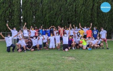 deporte juntos